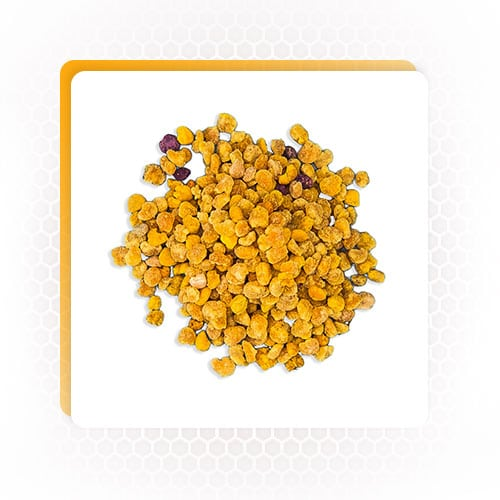 Bee by products bee pollen