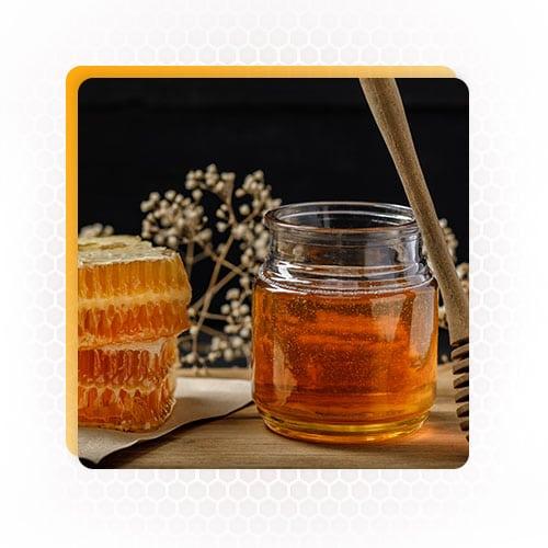 Ajwain-Honey