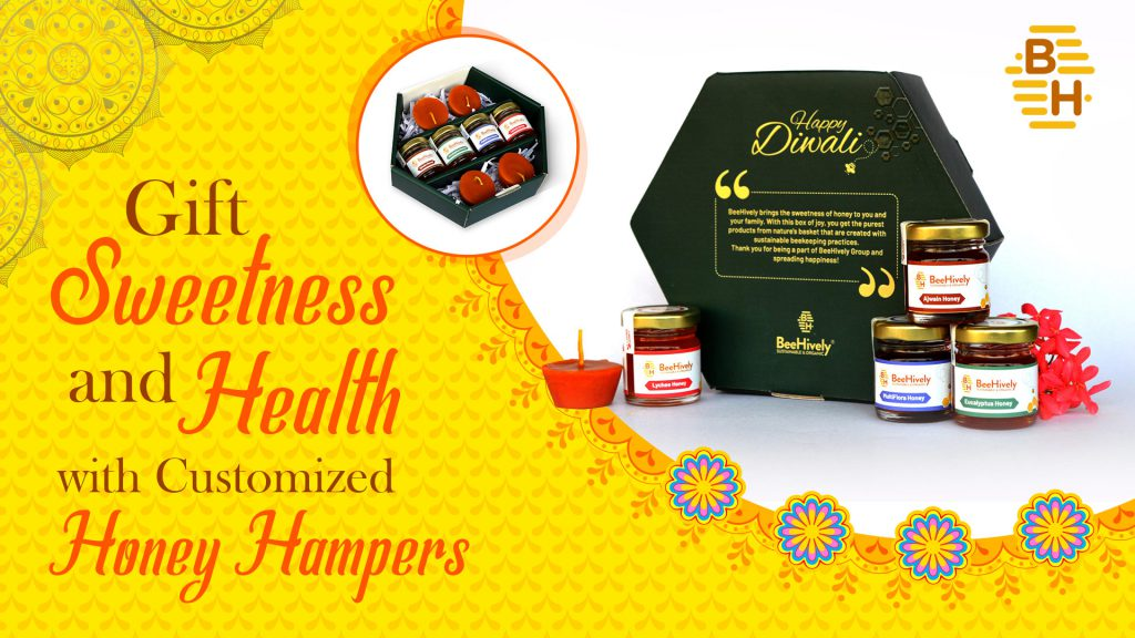 Gift Sweetness and Health with Customized Honey Hampers